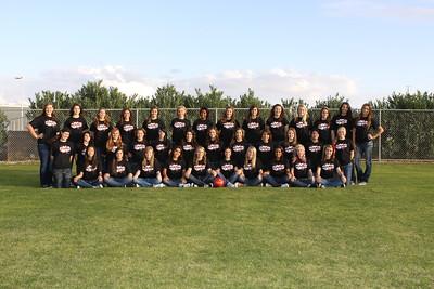2011-2012 Williams Field Girls Soccer Calendar