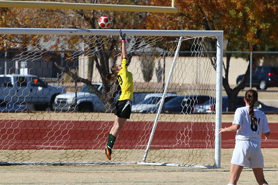 2013-2014 Girls Soccer Campo Verde vs Basha - Dobson Soccer Classic