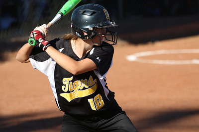 2015 Gilbert Softball vs Dobson 4-27-15