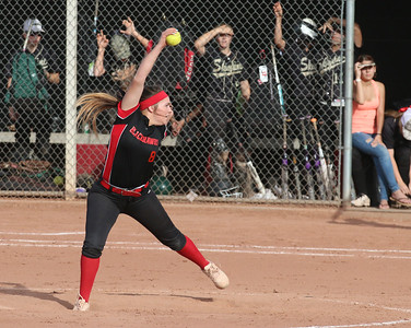 2015 Williams Field Softball vs Skyline 4-07-15