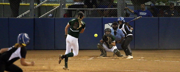 2016 Campo Verde Softball vs Mesquite 3-2-16