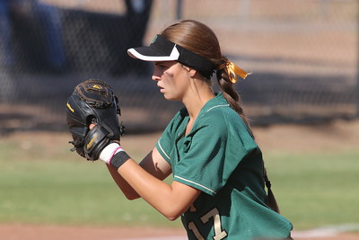2015 Basha Softball at Gilbert Tigers - State Round Two 5-5-15