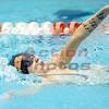 Robby Yoder 50 backstroke