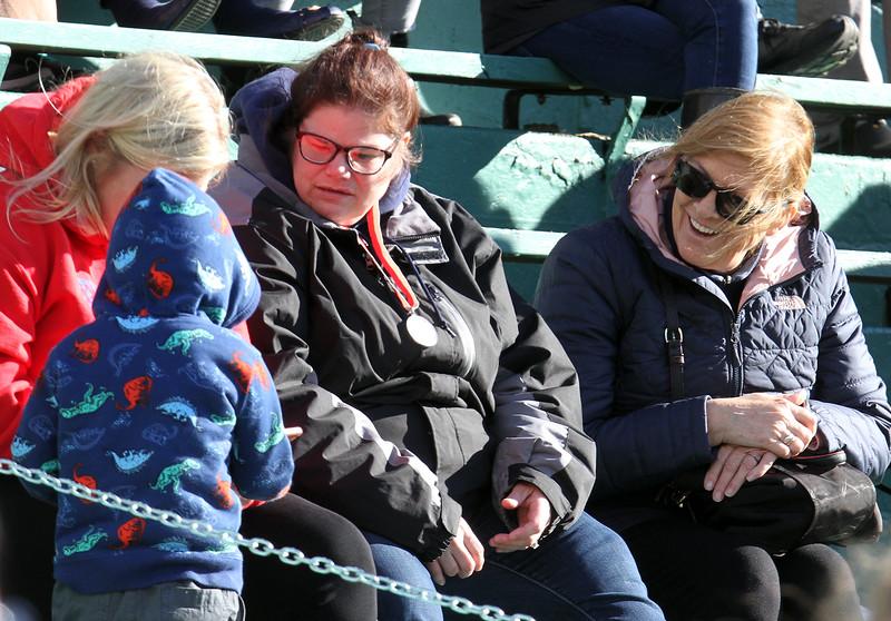 Faces in the Crowd: Tewksbury vs Beverly football.  (SUN/Julia Malakie)