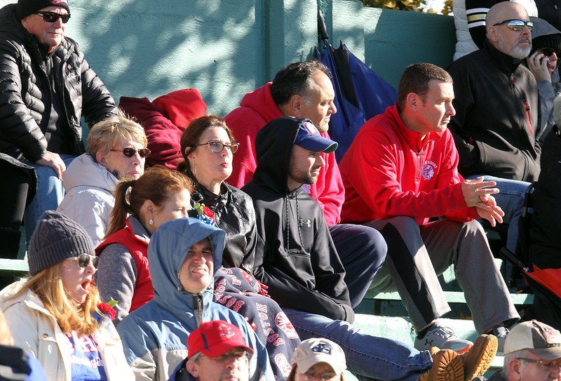 Faces in the Crowd: Tewksbury vs Beverly football.  (SUN/Julia Malakie)