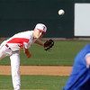 Tewksbury vs Methuen in Spinners Cup. Tewksbury's Tyler Keough pitches to Methuen's Kyle Sheehy (15). (SUN/Julia Malakie)