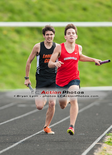 HIGH SCHOOL TRACK AND FIELD: Invitational at Hardin Valley Academy