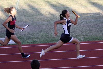 2011 GHS Track vs Desert Ridge