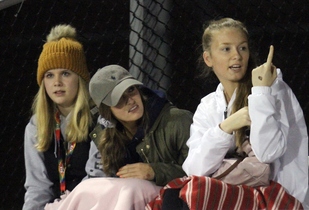 . Faces in the Crowd: Tyngsboro vs Ayer-Shirley football.  (SUN/Julia Malakie)