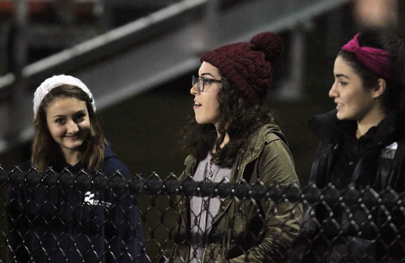 Faces in the Crowd: Tyngsboro vs Ayer-Shirley football.  (SUN/Julia Malakie)