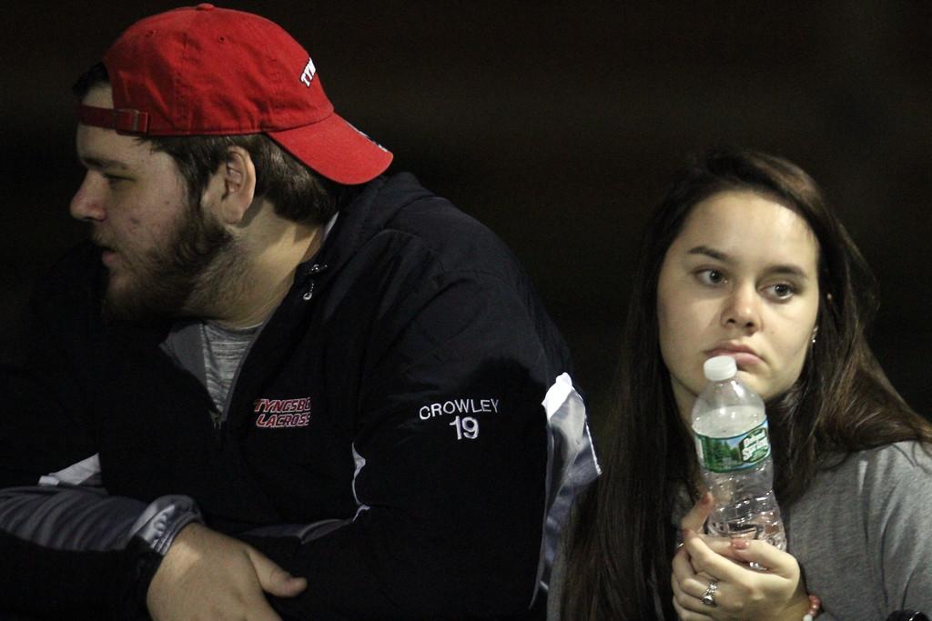 . Faces in the Crowd: Tyngsboro vs Ayer-Shirley football.  (SUN/Julia Malakie)