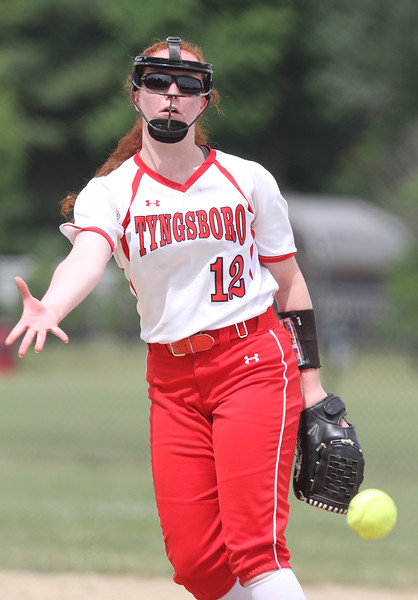 Tyngsboro Nipmuc softball 060918
