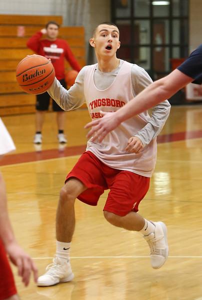 Tyngsboro basketball star Beck 012918