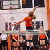 during a match between the Lenoir City Panters and Loudon Redskins.  The Panthers won the match 3-0.