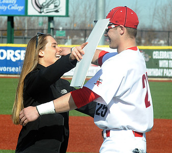 Elyria's Jake Csizmadia said yes to Ali Naogtte's request to attend prom together. STEVE MANHEIM/CHRONICLE