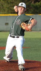 EC pitcher #11 Chris Tomshack.