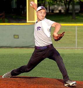 Keystone pitcher #13 Brandyn Sittinger