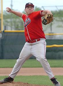 Southview's pitcher #7 Matt Andujar.