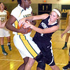 Amherst vs. Perkins girls basketball :