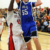 Brunswick vs Elyria basketball :