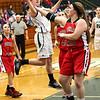EC vs. Lutheran West girls basketball :