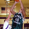 Elyria Catholic at Vermilion basketball :