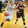 Elyria Catholic vs Rocky RIver basketball :