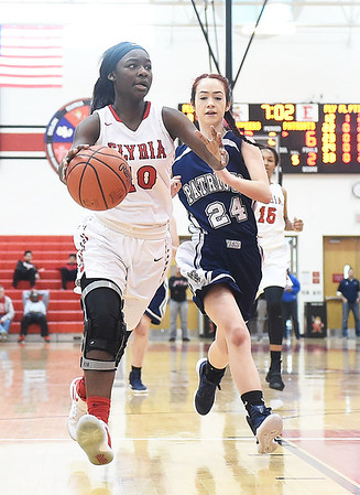 Elyria girls beat Valley Forge in sectionals