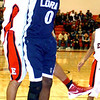 Elyria vs. Lorain basketball :