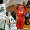 Elyria vs. Mayfield basketball :