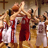 Firelands vs. Lutheran West girls basketball :