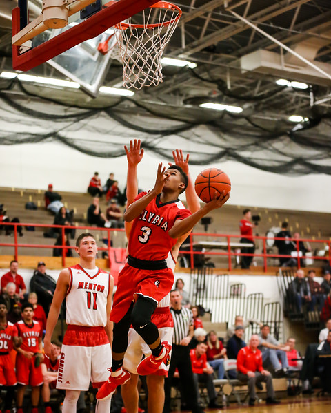 Elyria's #3 Michael Oliver with the acrobatic layup against.jpg