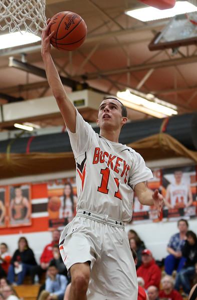 HS Basketball: Firelands @ Buckeye 12162016
