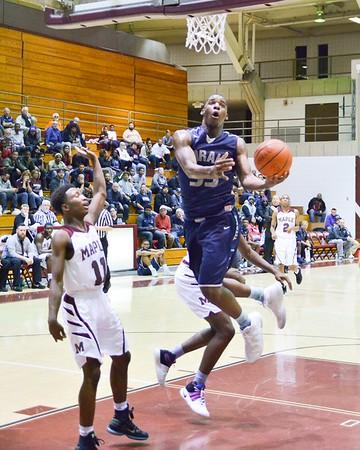 HS Basketball: Lorain @ Maple Heights 02032017