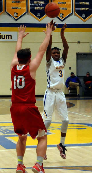 HS Basketball: Lutheran West @ Clearview 02032017