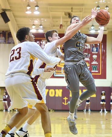 HS Basketball: North Ridgeville @ Avon Lake 02032017
