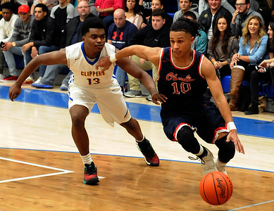 HS Basketball: Oberlin @ Clearview 02172017