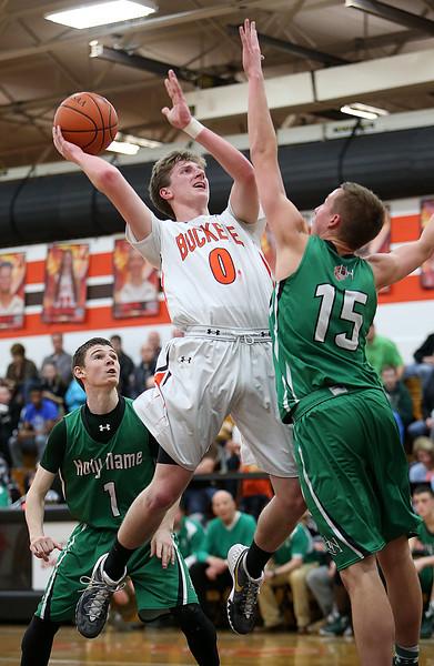 HS Boys Basketball: Holy Name @Buckeye