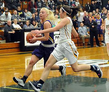 HS Girls Basketball: Avon vs Olmsted Falls 03032017