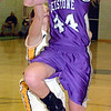 Keystone vs. Amherst girls basketball :