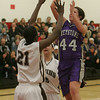 Keystone vs. Padua girls basketball :