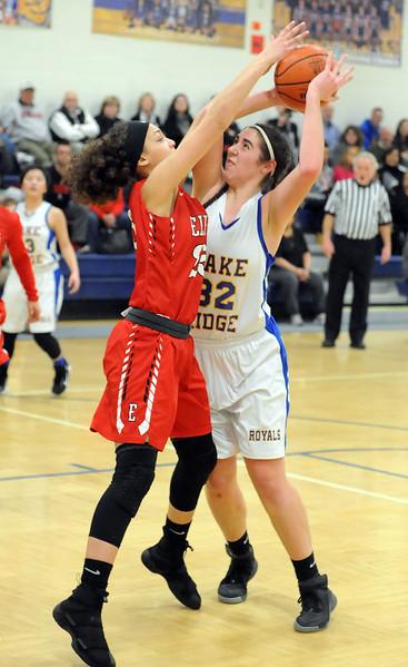 Lake Ridge girls send Elyria to 12th straight loss