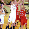 Vermilion vs. Huron girls basketball :