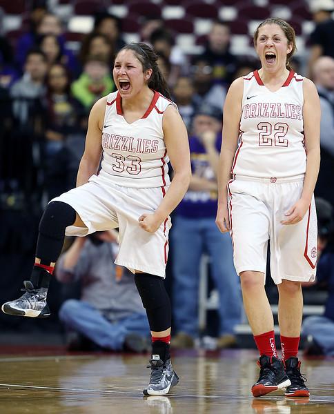 Wadsworth girls beat Reynoldsburg, advance to state finals