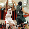 Westlake at Elyria basketball :