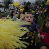 Avon Eagles Send Off Parade :