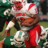Elyria vs. Mayfield football :