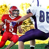 Firelands vs. Keystone football :