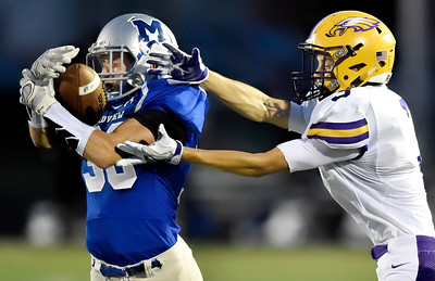 HS Football: Avon @ Midview 09162016