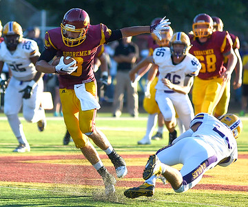 HS Football: Avon stomps Avon Lake